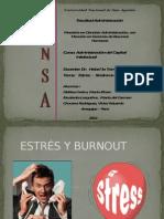 Estrés y Burnout