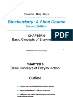 Chapter 6 Biochemistry Lecture