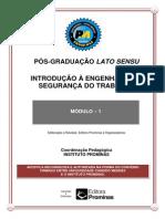 Introdução à Engenharia de Segurança Do Trabalho-modulo1