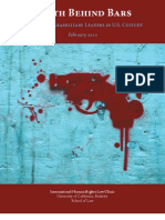 Truth Behind Bars / Escuela de leyes de Berkely concepto sobre extradición de Paramilitares