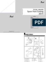 2015 Spare Parts Catalog
