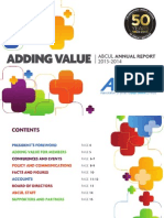 2013 2014 Abcul Annual Report and Accounts