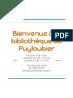 Bibliothèque de Puyloubier
