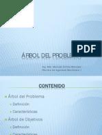 2. Arbol Del Problema
