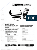 Sevcon MOS90 DC Traction and Pump Controller Datasheet1-1734225600