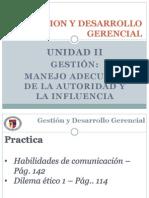 Tema II.autoridad e Influencia