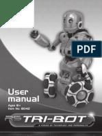 Tri Bot Manual