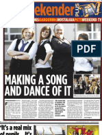 Glee Club - Edin Eve News - 6 March 2010