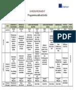 Gard&Environment program 5-14 October 2015