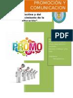 Promoción y Comunicacion