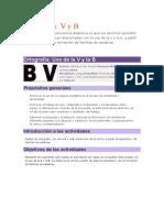 Usos de la B y la V Ortografía