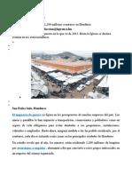 Extorsiones Dejan Al Año L1,200 Millones a Mareros en Honduras