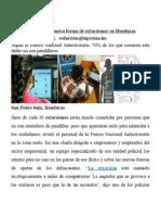 Por Internet, Nueva Forma de Extorsionar en Honduras