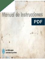 Manual de Instrucciones Vw Vocho