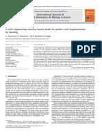 0 a Rockengineeringsystemsbasedmodeltopredictrockfragmentation