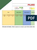 Pilar - Planilha Excel