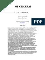 C.W. Leadbeater - Los Chakras