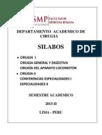 u. 08-07-2015 Silabo Cirugia Fmh