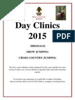 Riding Clinics