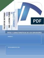 Taller de Sistemas Operativos-servidores-sabino Cortes