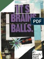 TBB#1 - Tits Brains, Balls.