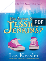Has Anyone Seen Jessica Jenkins - Liz Kessler