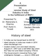 MRP on Steel2003