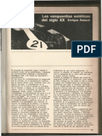 Vanguardias Siglo XX
