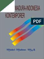 Kamus Madura Indonesia Kontemporer
