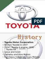 • Toyota Motor Corporation • Kiichiro Toyoda