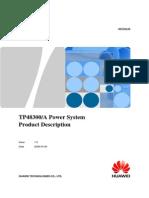 A Power System Product Description(V100R001_01)