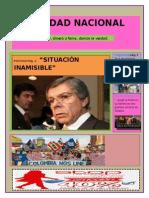 """Periódico """"LA VERDAD NACIONAL"""""""