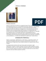 Cientifico Fernando Ponce