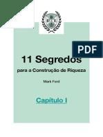 11 Segredos Para Construção Da Riqueza Cap. 1
