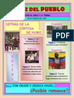 """""""La Voz Del Pueblo."""""""