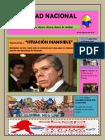 """Periodico """"LA VERDAD NACIONAL"""""""