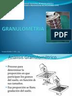 Mecanica de Suelos i 5 Granulometria