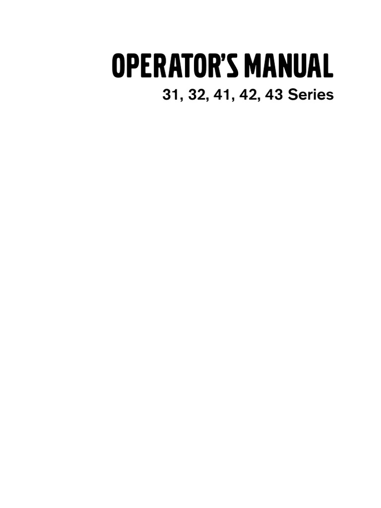 owners manual 41 43 battery electricity engines rh scribd com