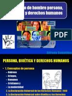 Derechos Humanos Bioetica y Persona Humana 4 13 de Julio 2010