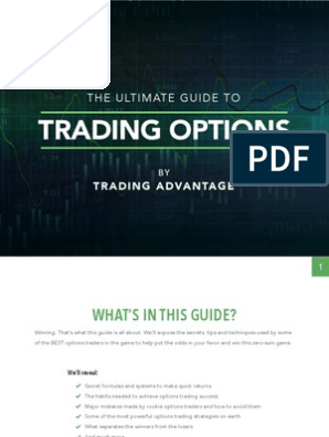 Ultimate Options Trading Guide   Put Option   Option (Finance)