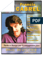 Francis Cabrel - Top