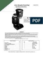 Flowtron MT 125A Install