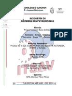 Pbd Practica 3 Conexion vs y SQL Inserta Actualiza Borra y Busca