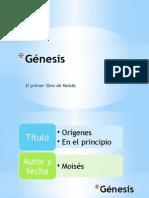 3 Génesis