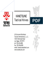 Catalog Tactical