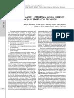 Kemizam Kontrakcije i Opuštanja Mišića, Krebsov Ciklus i Adaptacija u Sportskom Treningu