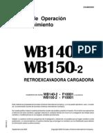O&M WB140-2,WB150-2 140F10001,150F10001 up GSAM00900.pdf