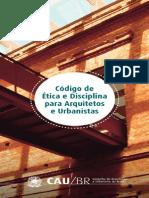 Código de Ética Para Arquitetos CAU