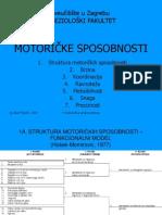 4 Kinezioloska Analiza Tenisa - Motoricne Sposobnosti