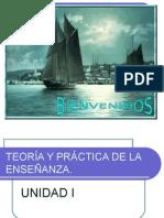 Teoría y Práctica de La Enseñanza 2015-i